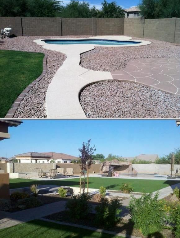 J5s Concrete Landscape Does Landscape Design Sodding And Sprinklers System And Drip Line Repair They Also Do P Landscape Design Garden Maintenance Landscape