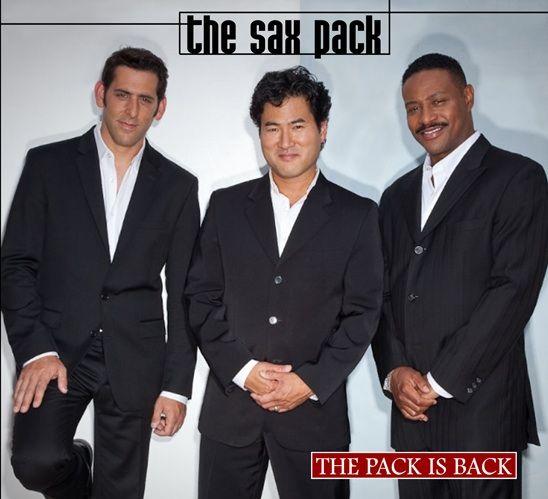 Resultado de imagen de the sax pack lp the pack is back