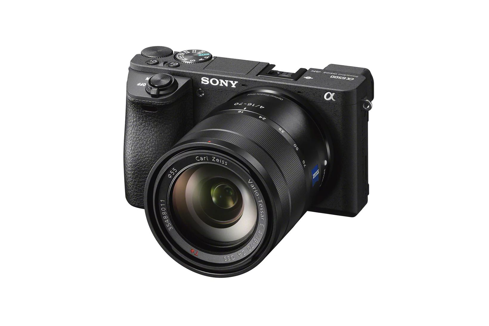 Sony's A6500 Is Its New E-Mount Mirrorless Flagship