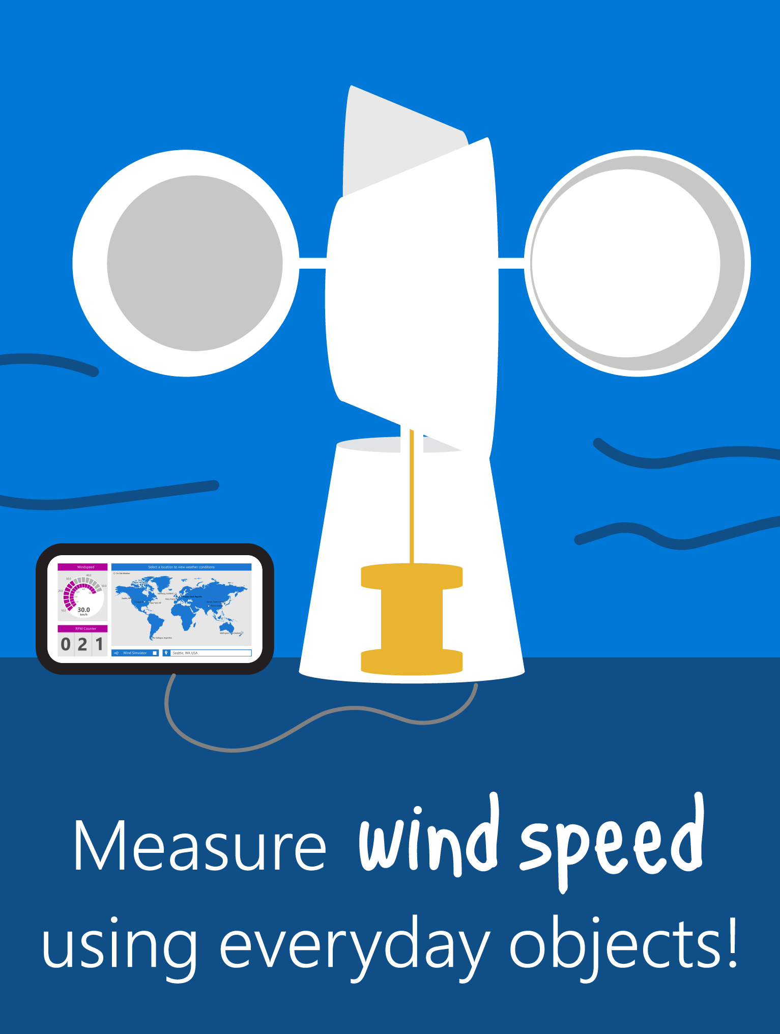 In Honor Of World Wind Day Today Check Out This Stem