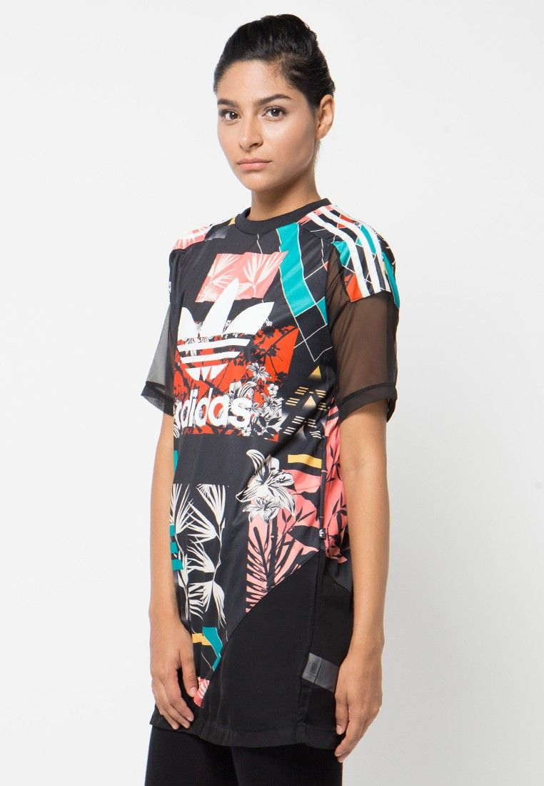 6b8f4611596 adidas originals soccer t dress from adidas in black_2 | ADIDAS | T ...