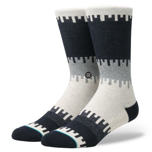 Stance Men's Stance Belized Crew Sock - Multi, Size: Medium