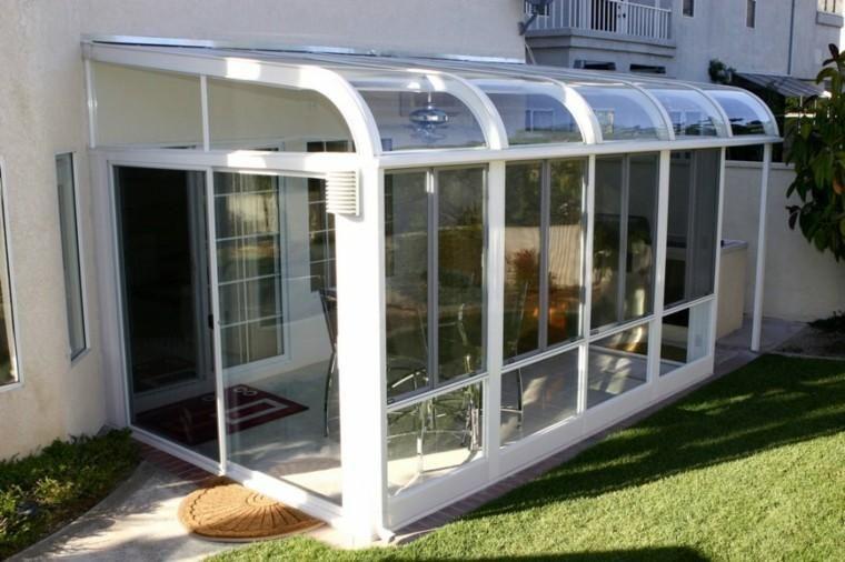 Casetas und Glasterrassen 50 beeindruckende Designs