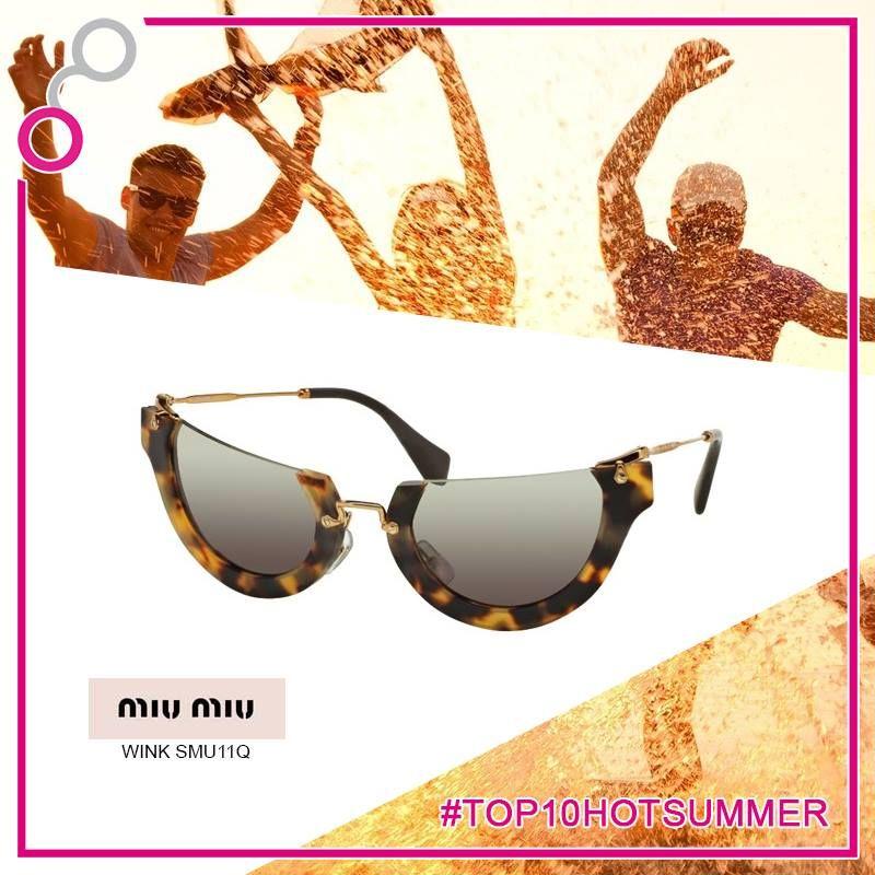 84af38ae34 Miu Miu - WINK SMU11Q  Otticanet  MiuMiu  Sunglasses  Top10  HotSummer