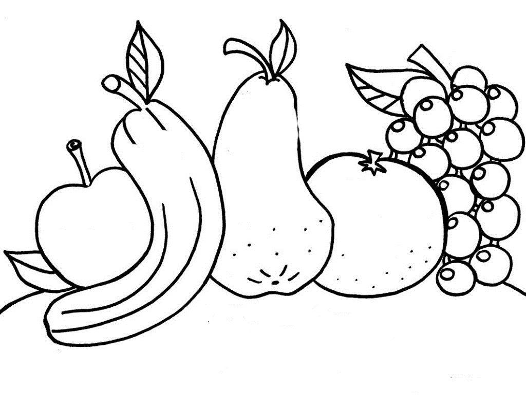Tutumyatirimveyerlimalihaftasi Belirligunvehaftalar Boyamasayfalari Meyvelerboyama Fruit Coloring Pages Kindergarten Coloring Pages Printable Coloring Book
