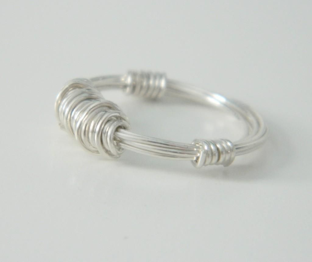 DIY Tutorial DIY Jewelry / My DIY Wire Wrapped Ring - Bead&Cord ...