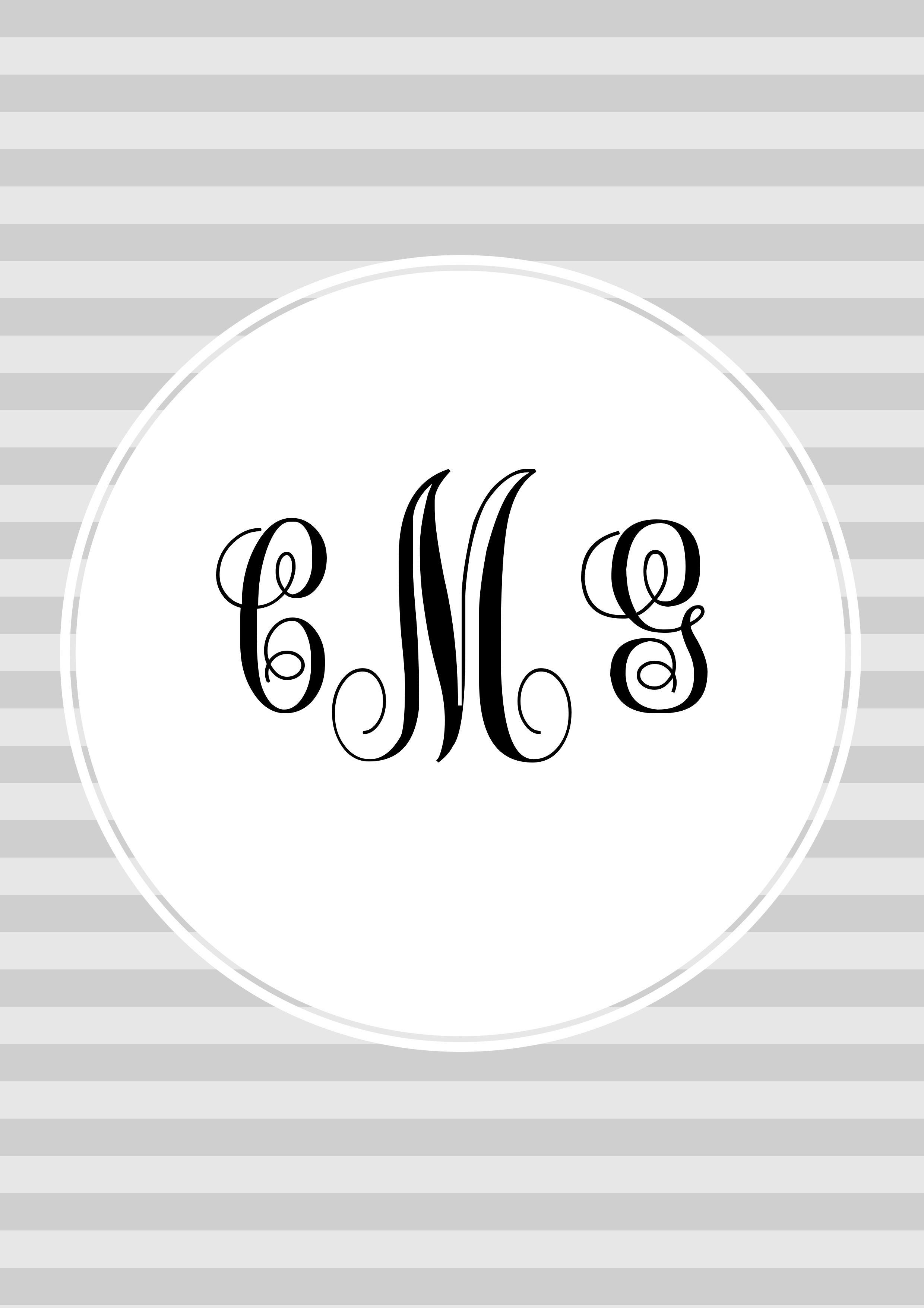 Free Wedding Monogram Maker Generator Newsday