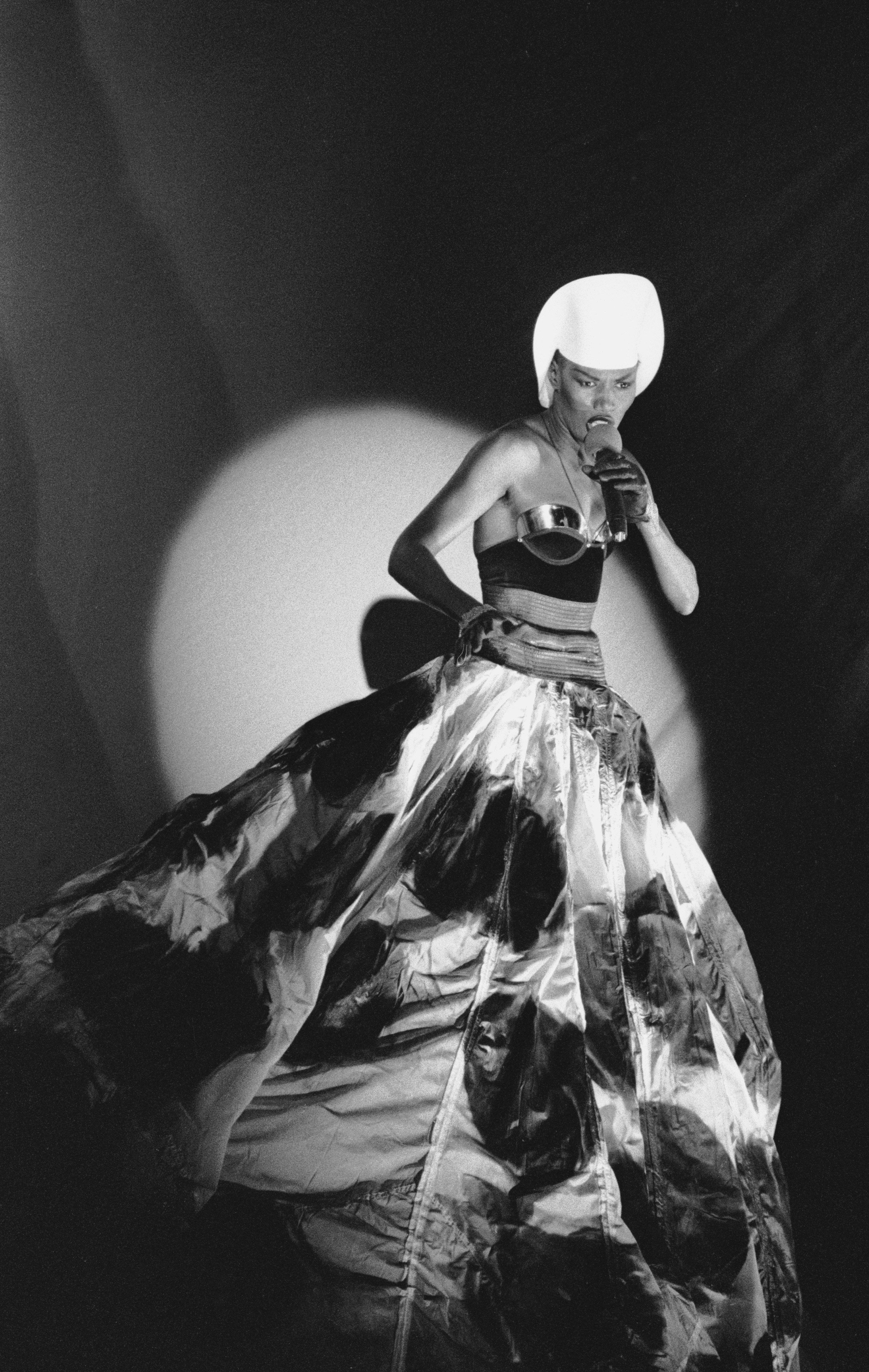 Grace Jones Most Iconic Looks, From Studio 54 To The