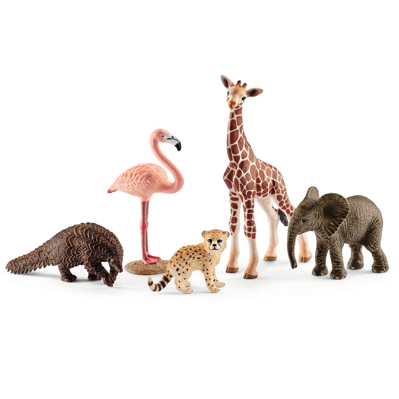 Schleich Assorted Wildlife Animals Worldwide shipping