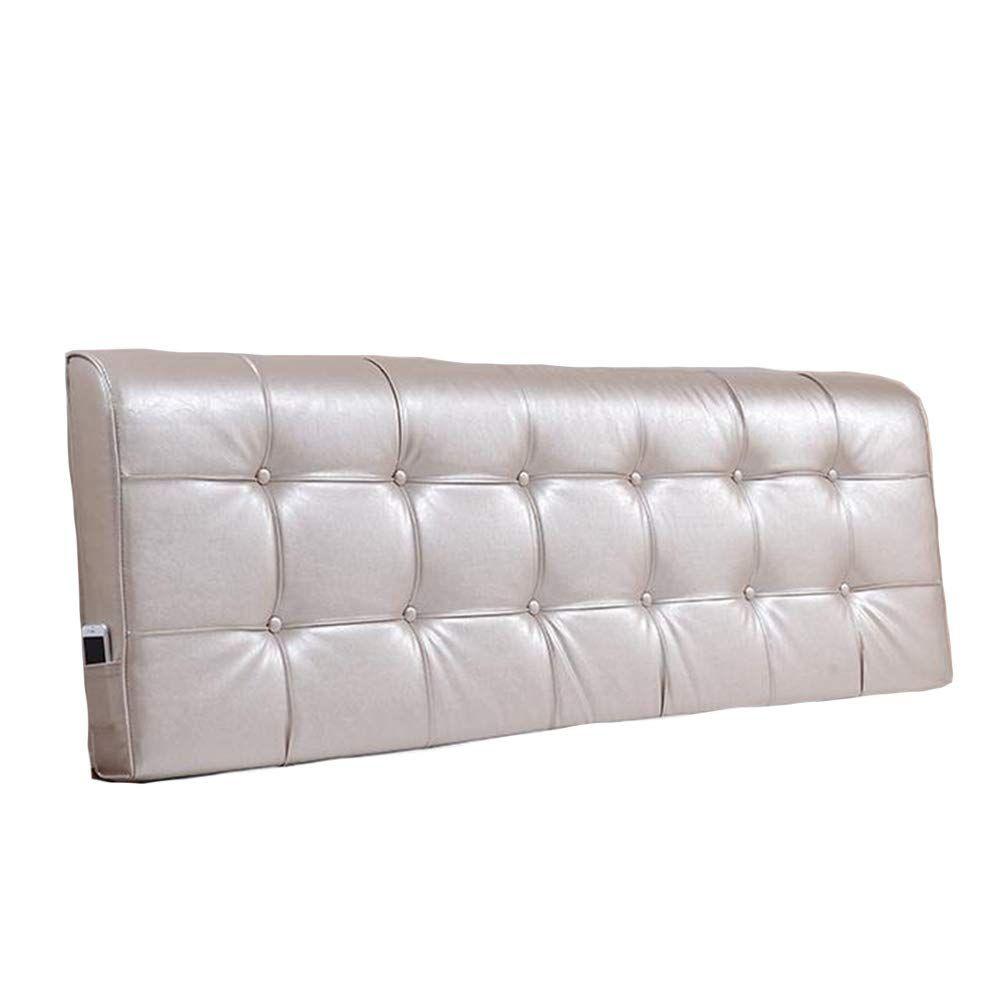 Photo of Cuscino comodino Cuscino Softpack grande schienale, Letto matrimoniale sfoderabile e lavabile, 5 colori tra cui scegliere, 8 dimensioni CONGMING