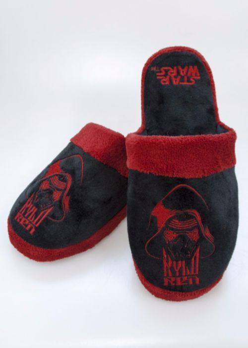 04caf5f0c140 Official Star Wars Kylo Ren Mule Slippers UK Size 5-7 Medium The Force  Awakens