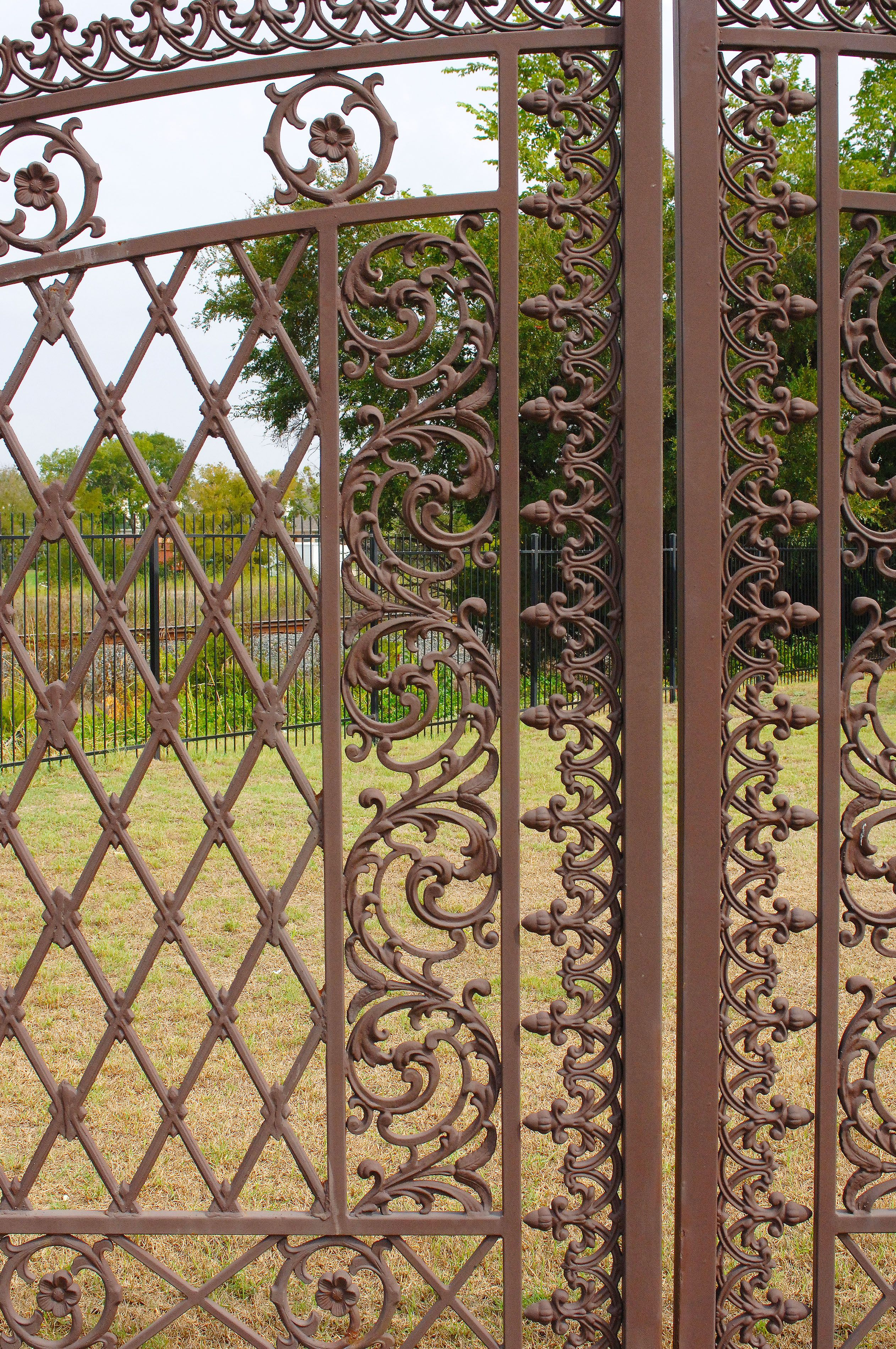 If You Want A Truly Unique Gate Design