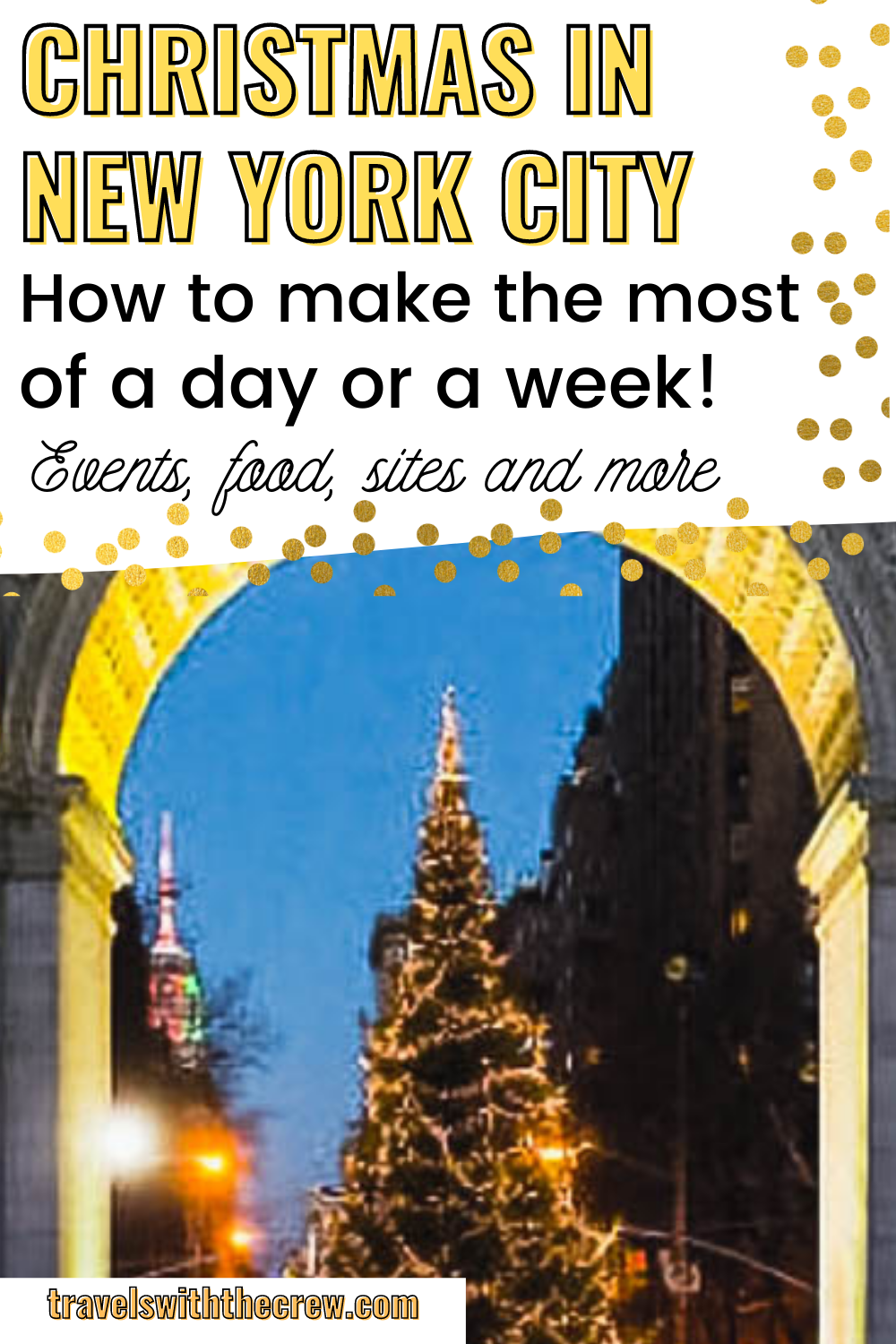 Christmas Events For Kids 2020 Nyc The Ultimate guide to New York City at Christmas with kids