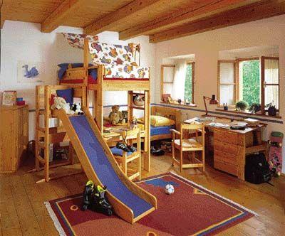 La cameretta di un bambino (With images) Home, Home