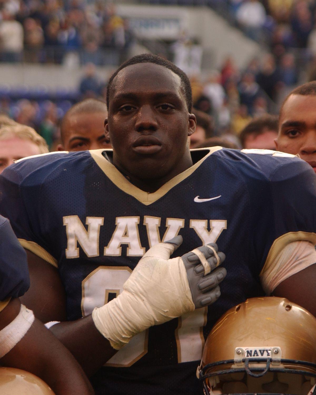ArmyNavy Game Day Uniform Navy football