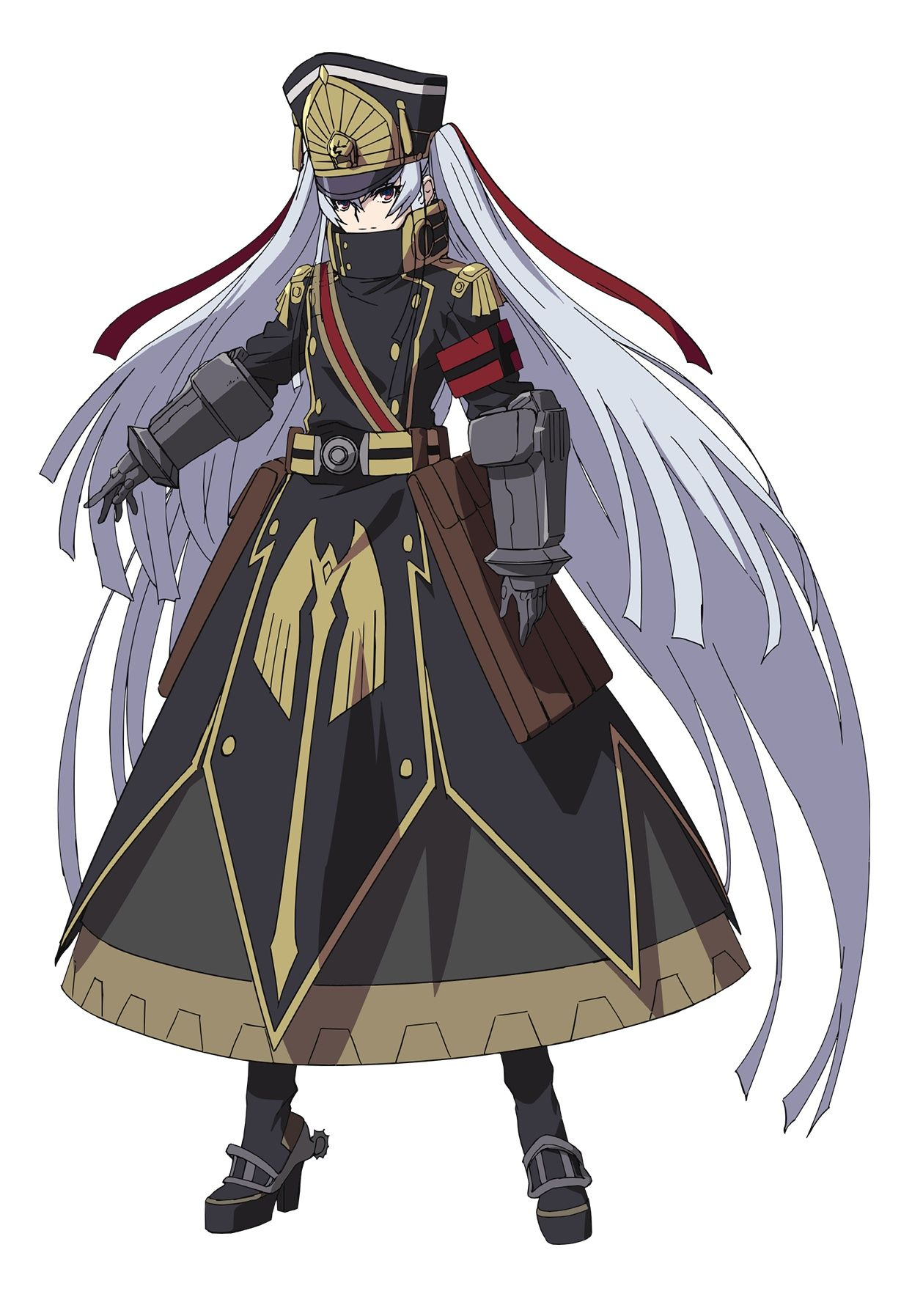 The Princess of Military Uniform / ReCREATORS History