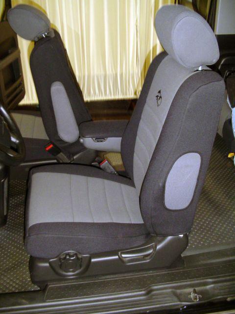 Honda Element Full Piping Seat Covers Honda Element Honda Element Camping Seat Covers