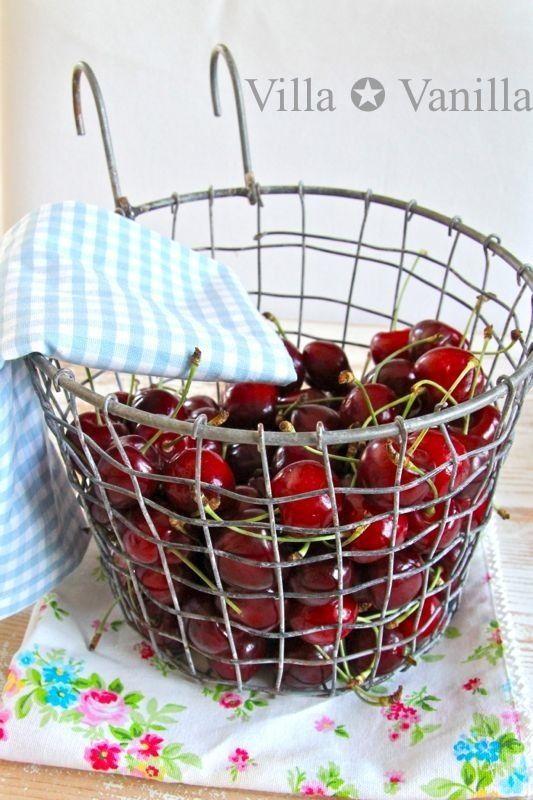 ✪ Villa Vanilla...wire basket