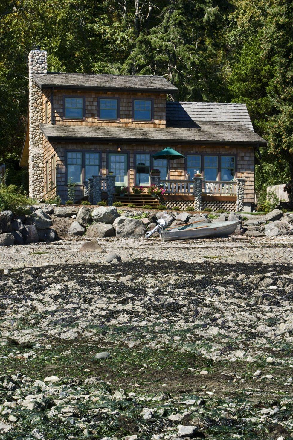magazine simcoe lake ontario cabin life canada journal sc sunset weekend adventure cabins
