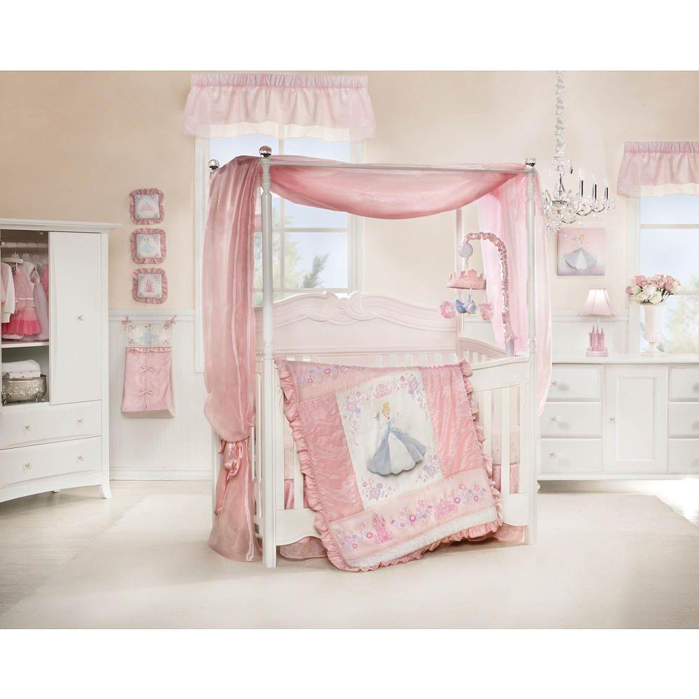 Disney Baby Cinderella 7 Piece Crib Set Disney Babies