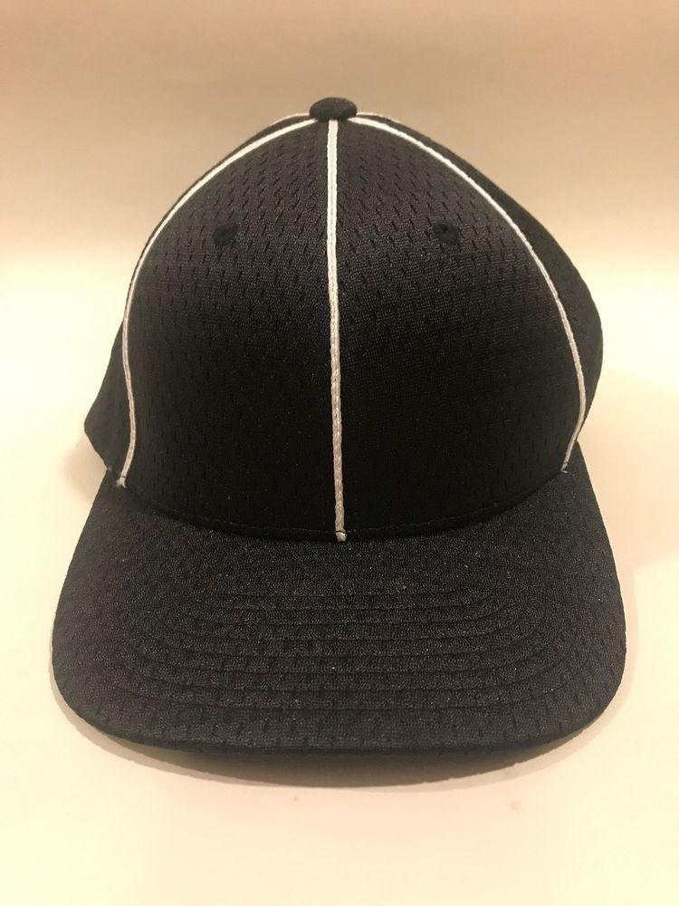Richardson Referee Hat OFL 453 Sz S M Football Lacrosse Umpire Black Cap   fashion  clothing  shoes  accessories  mensaccessories  hats (ebay link) 62fae44e3dd