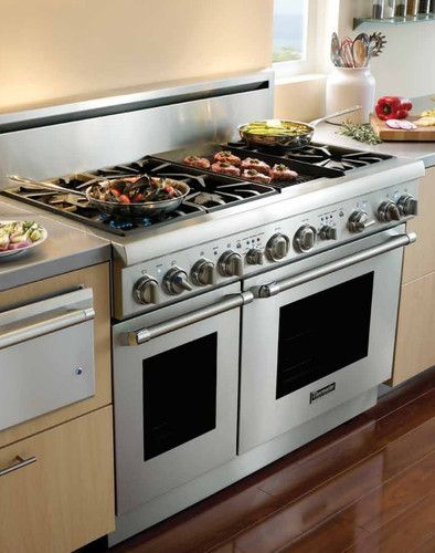Kitchen Cabinets Castlefield Toronto Thermador Ranges - Gas Ranges And Electric Ranges