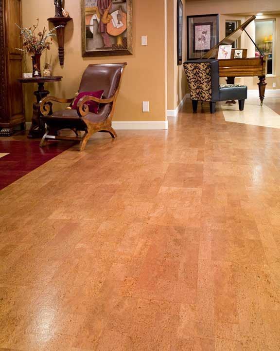Home Rustic Flooring