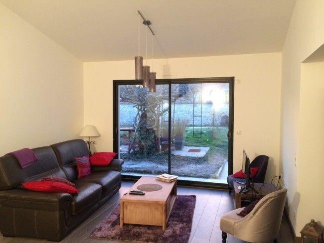Aménagements intérieurs du0027une maison après agrandissement Ouverture - renovation electricite maison ancienne