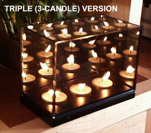 Image Result For Infinity Candle Mirror Box