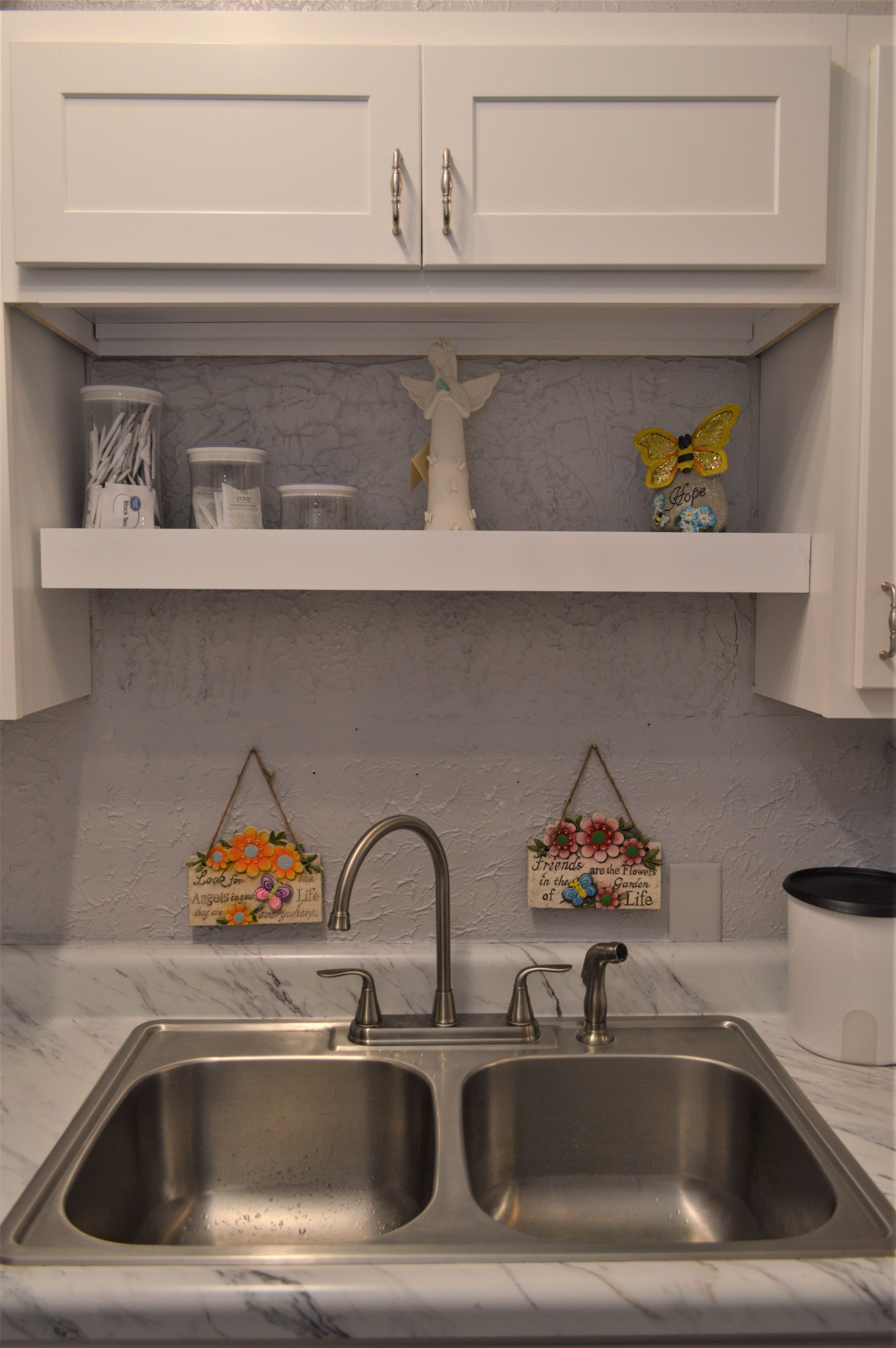 Kitchen Sink For 18 Cabinet Bailey S Cabinets Pelican Equal Bowl Stainless Steel Topmount