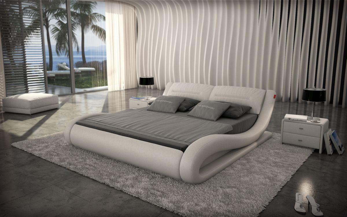 Wasserbett Aprilia Komplett Designer Bett Polsterbett Bett