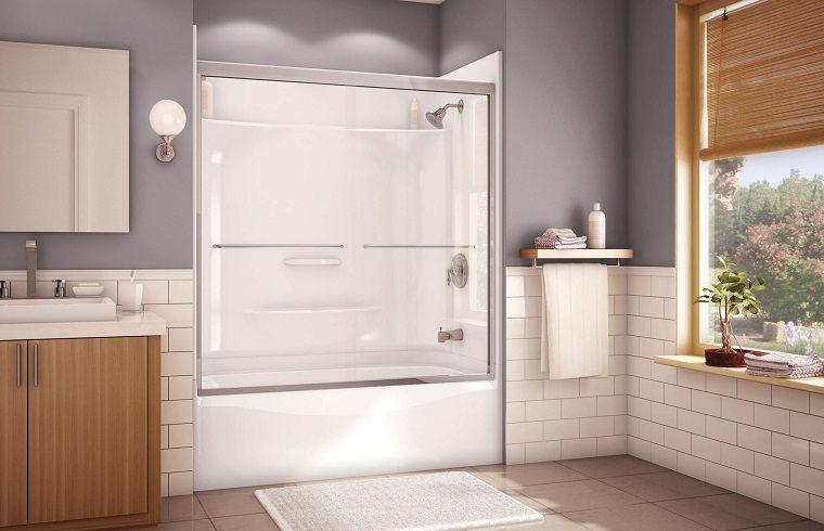 vasca-da-bagno-con-doccia-ampia | Bagno: Idee & Ispirazioni ...