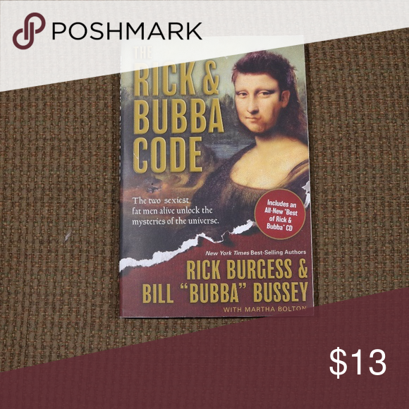 The Rick Bubba Code Book The Rick Bubba Code By Rick Burgess Bill Bubba Bussey Book Accents Coffee Table Books Books Coding Book Categories
