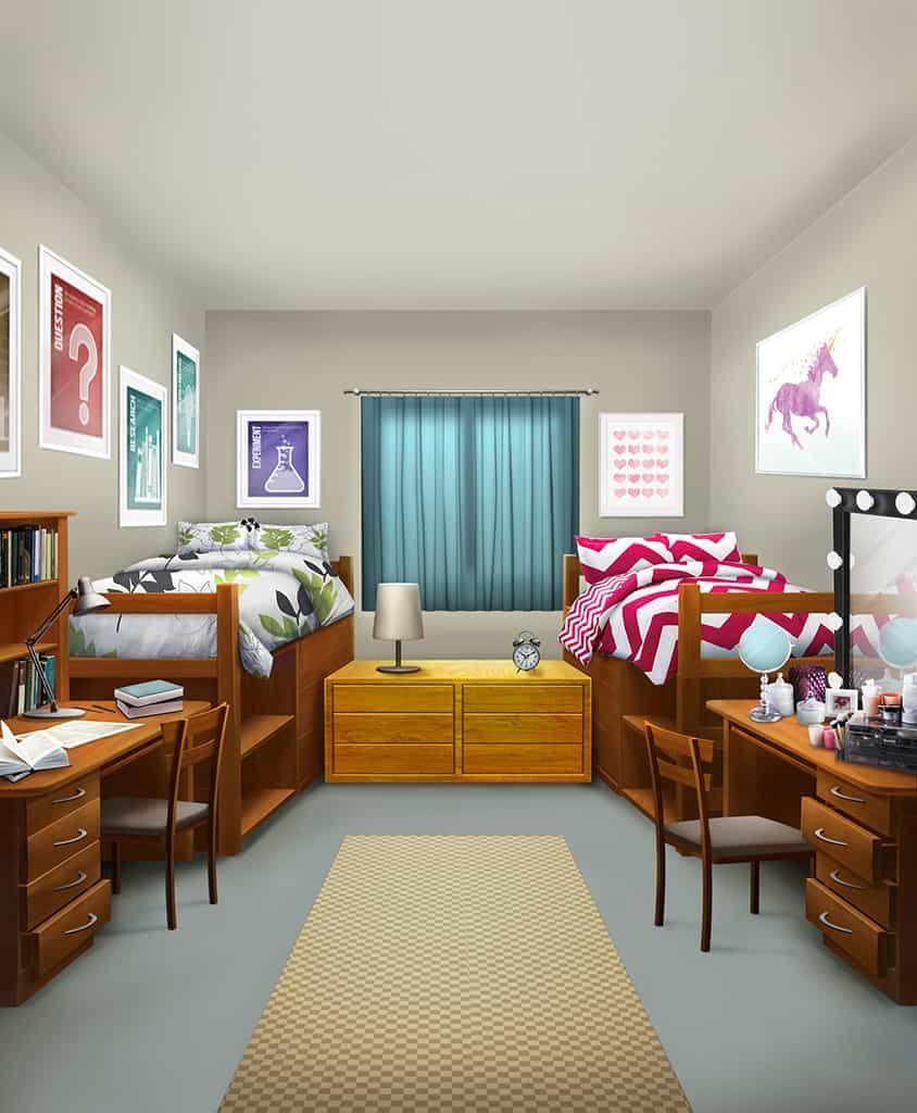 Anime Backgrounds Bedroom Morning : anime, backgrounds, bedroom, morning, Aesthetic, Modern, Anime, Bedroom, Background, Morning, TRENDECORS