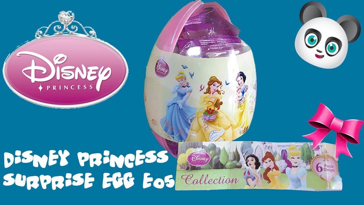 Kinder joy toys car  Happy Disney Princess Surprise Egg Toy  Surprise Eggs  Pinterest