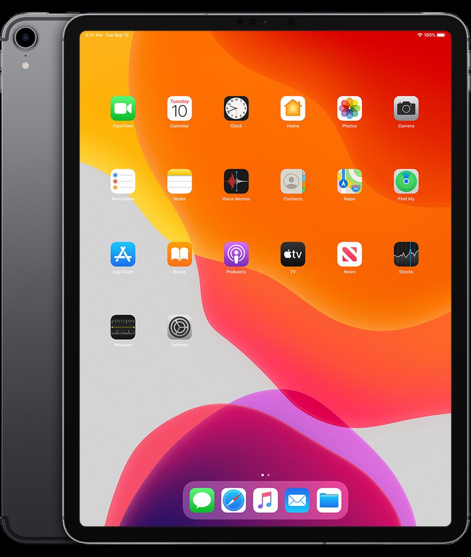 12 9 Inch Ipad Pro Wi Fi Cellular 256gb Space Gray Apple In 2020 Refurbished Ipad Ipad Pro Art Ipad