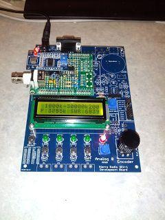 Antenna Analyzer - KN9B