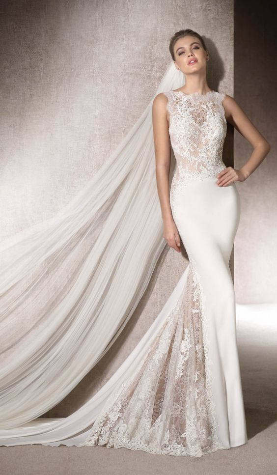 9e69ebe4a5 Wedding Dress Inspiration - St. Patrick | Latest Wedding Dresses ...