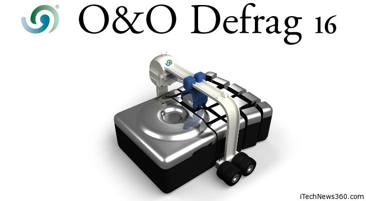 O&O Defrag 16 – Tăng tốc giải phân mảnh nhanh hơn 40%
