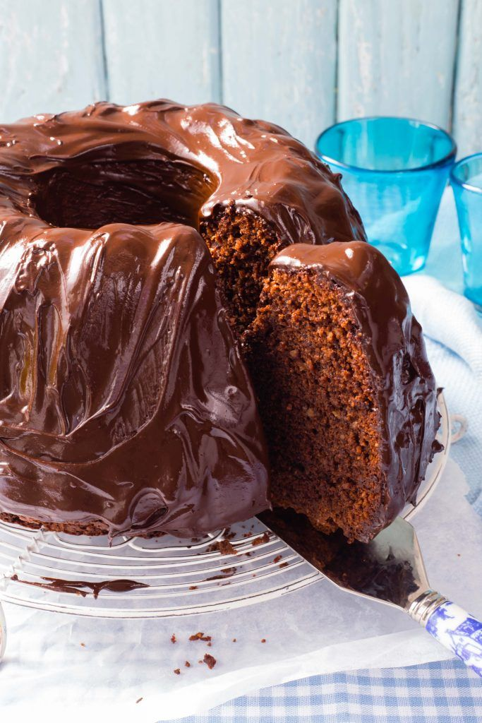 Thermomix Chocolate Ganache Cake | Thermomix Baking Blogger