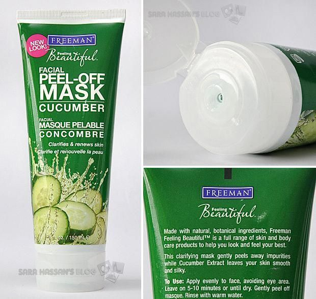 Photo of Freeman Facial Peel Off Mask Cucumber- Use it several times a week. Love it! #Pe…
