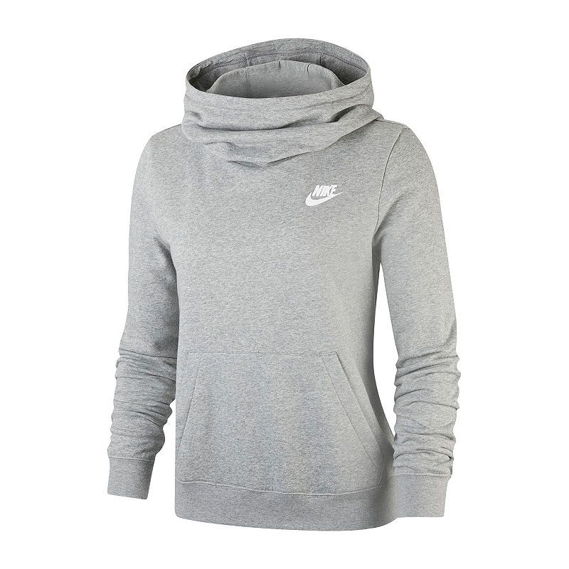 Nike Womens Hooded Neck Long Sleeve