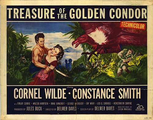 Download Treasure of the Golden Condor Full-Movie Free