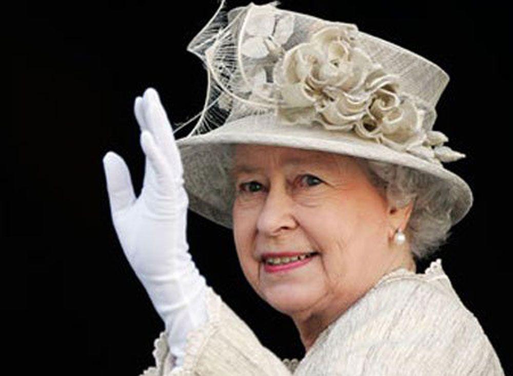 الملكة إليزابيث الحالية Queen Mother Queen Elizabeth Royalty