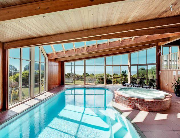 Delightful Seaeagle Retreat Overlooking Cape Otway Lightstation, Indoor Pool And Spa