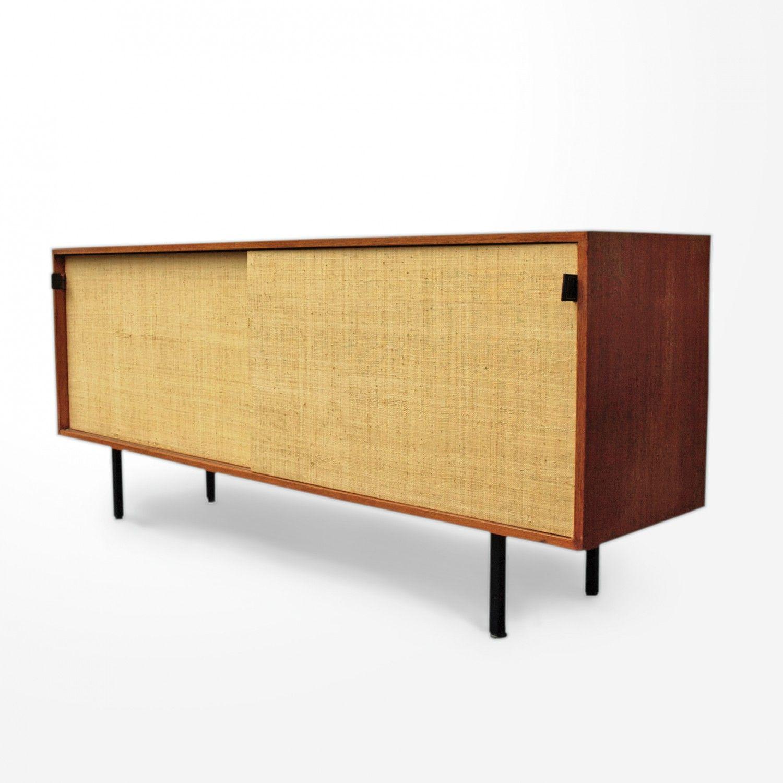 60S Sideboard Rosewood Aage Hundevad Credenza Danish Modern - Designaddict