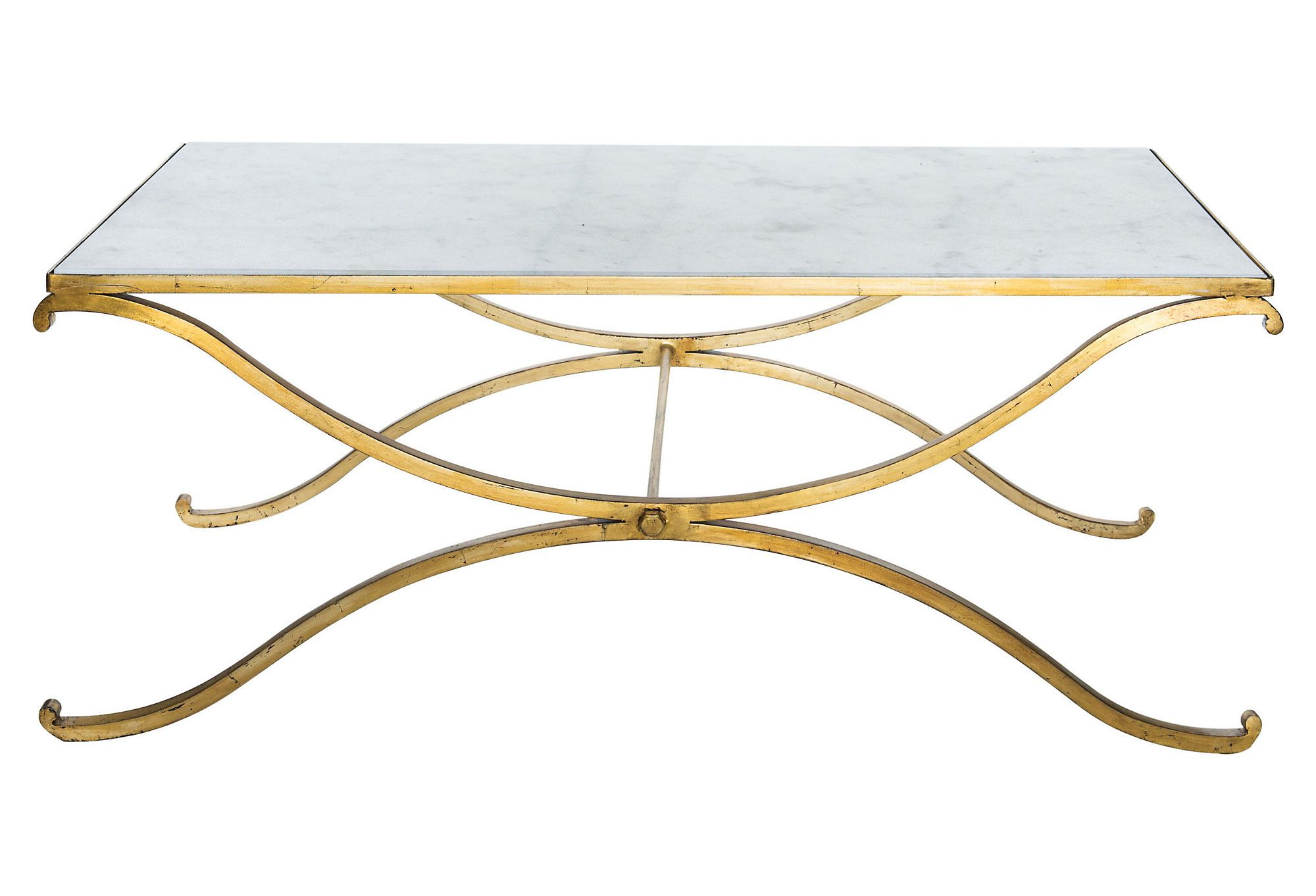 Olivia Marble Coffee Table Gold Stone Coffee Table Coffee Table Marble Coffee Table [ 1362 x 2000 Pixel ]