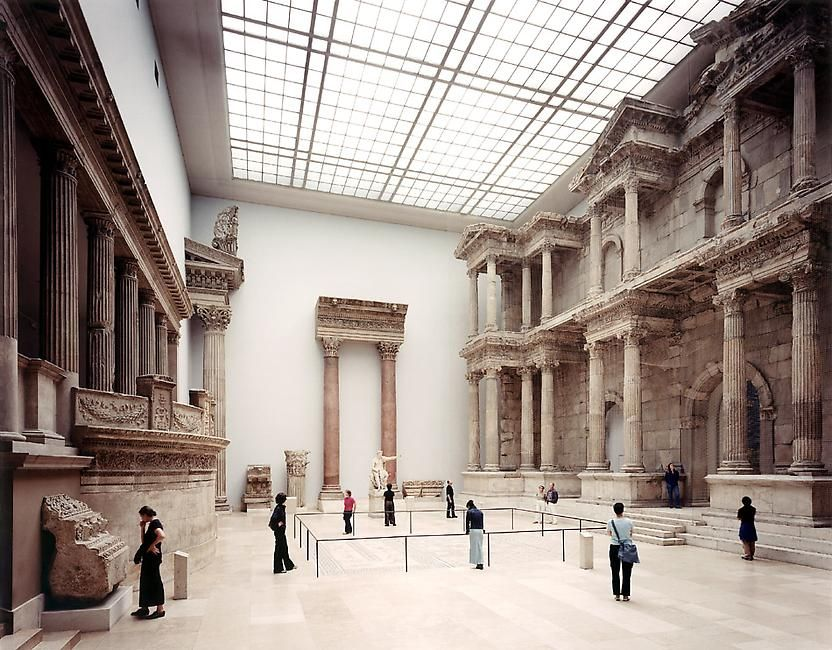 It All Shall Come Together Again Pergamon Museum Pergamon Pergamon Museum Berlin