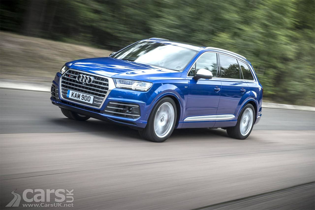 Audi SQ TDI SUV Now On Sale In The UK From Cars In The - Audi diesel cars for sale