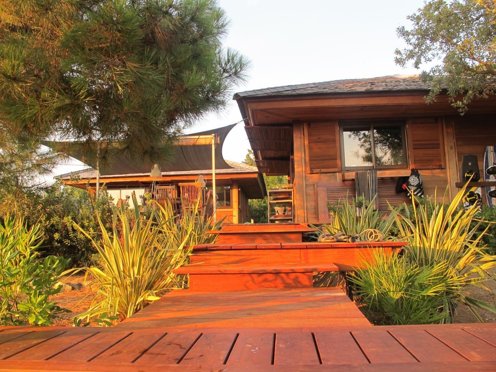 Mobiteck modele bali corse 1 house of my dream maison bois maison constructeur maison - Maison bois en corse ...